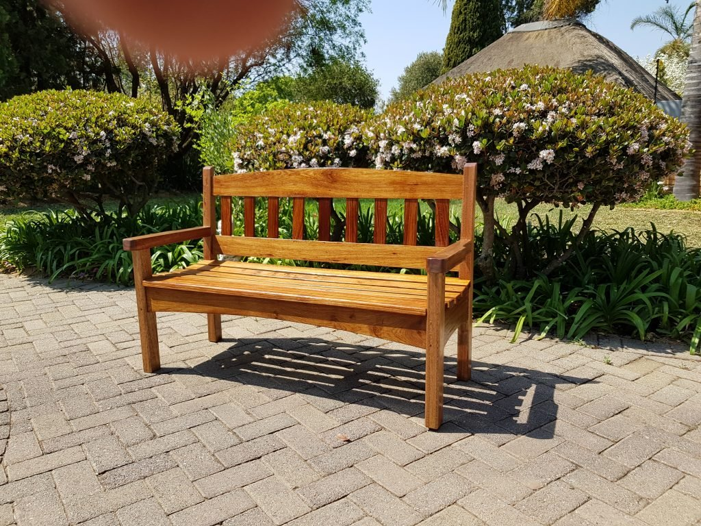 Garden Bench by Patrick Price