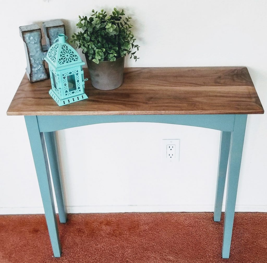 Console Table by JONATHAN HARRIS