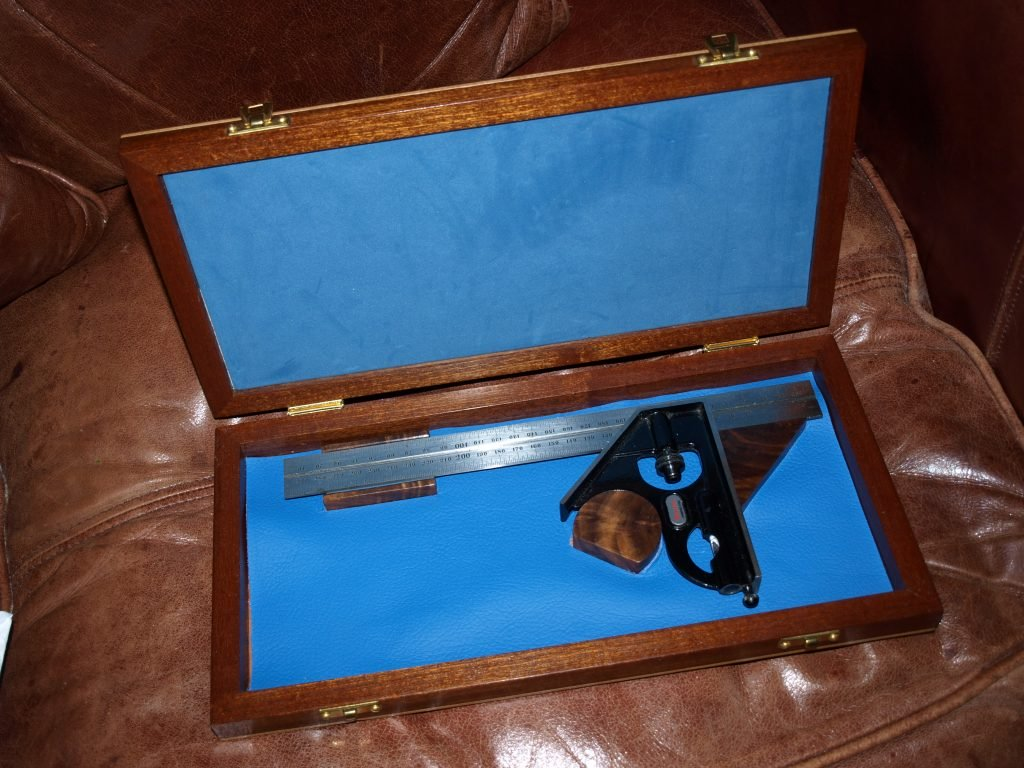Box for Starrett 300mm Combination Square by steve