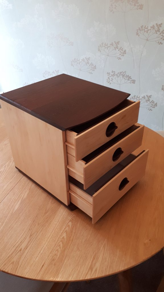Chest of Drawers by David Selin