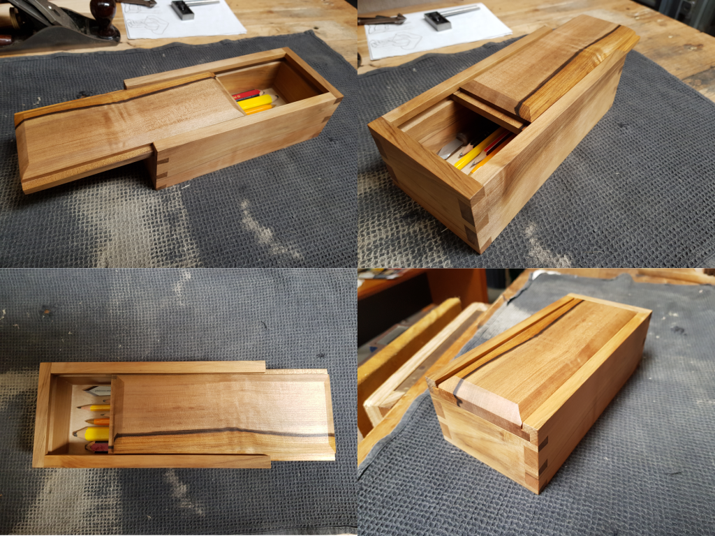 Dovetail Box by Adam