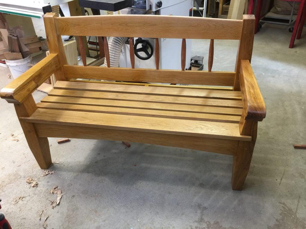 Garden Bench by joeg