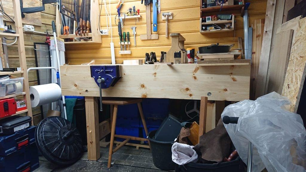 Workbench by Ivar