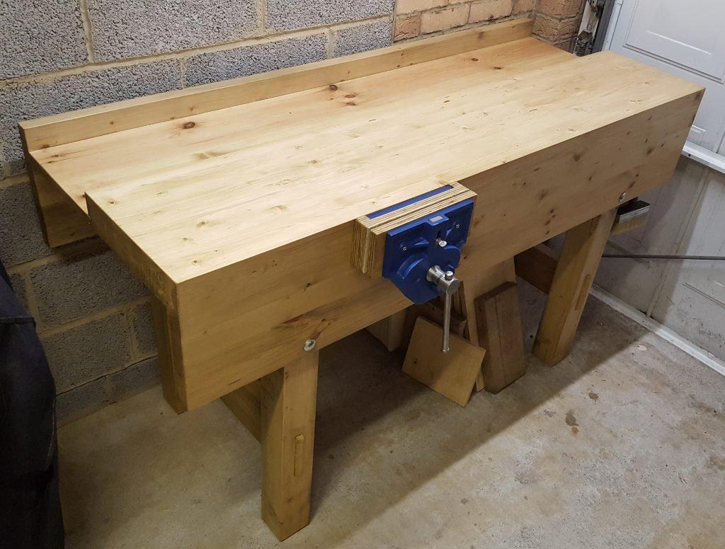 Workbench by Simon Baker