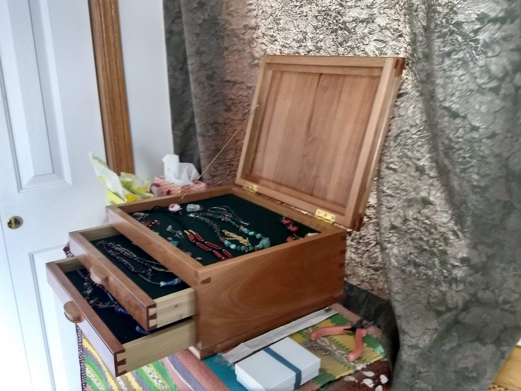 Jewellery Box by sanford