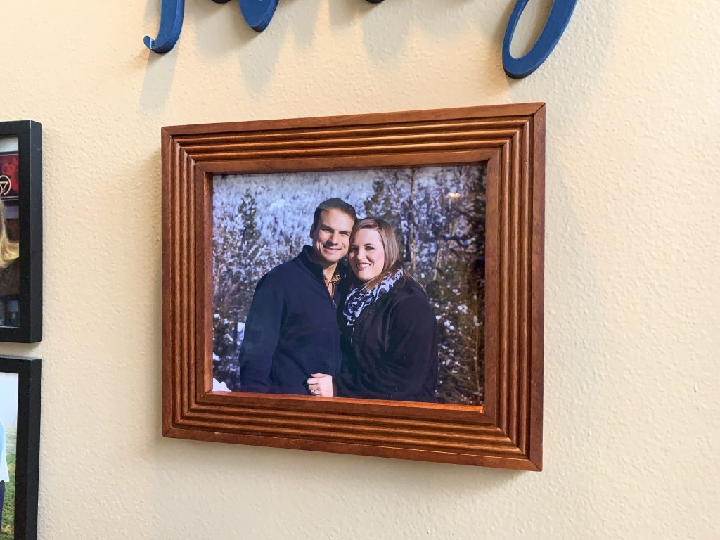Picture Frame by Rodney Worthington