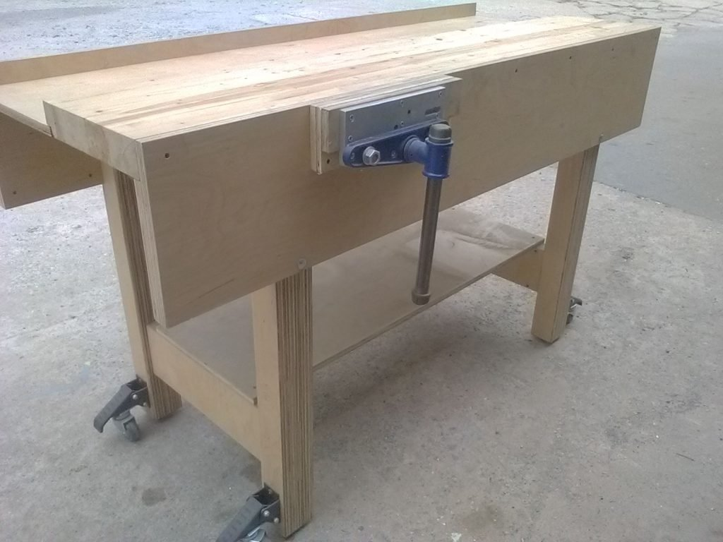 Workbench by Dave Alvarez