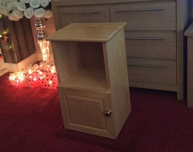 Bedside Cabinet by rayc21