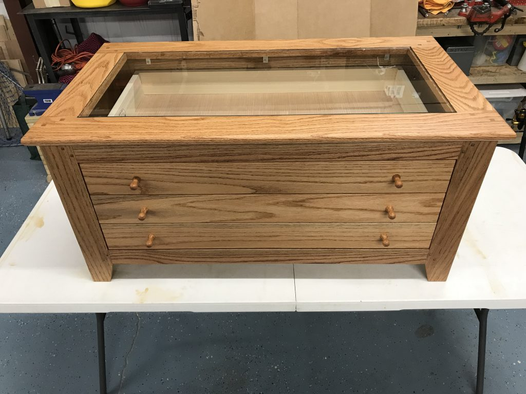 Coffee Table by Ed