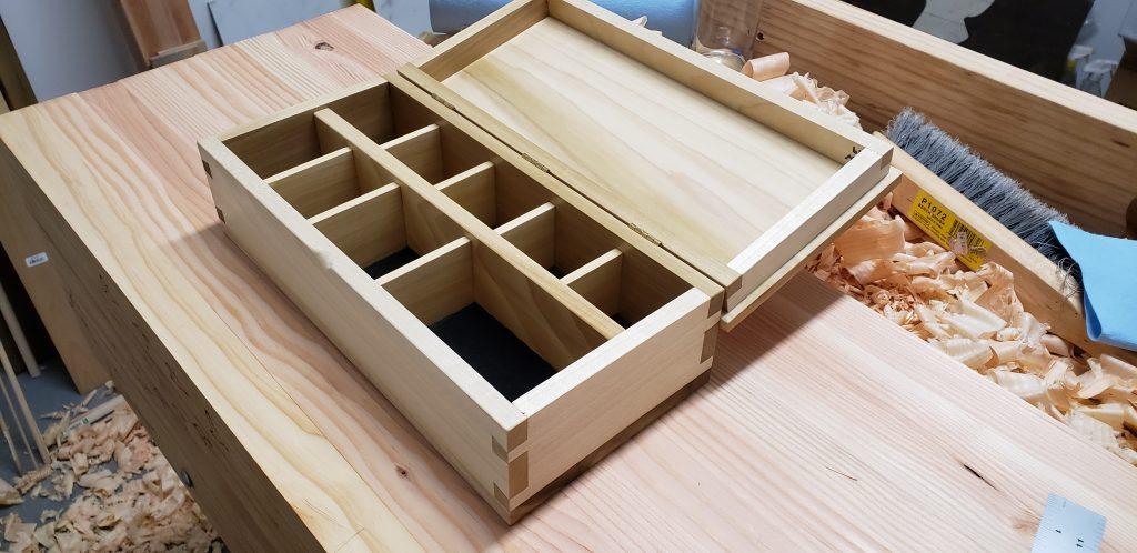 Dovetail Box by Kaleb 2