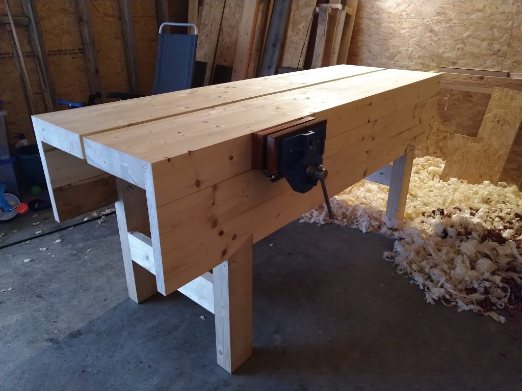 Workbench by Wouter Naessens