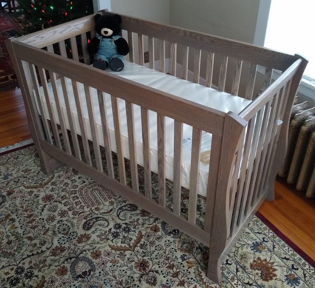 Baby's Cot (Crib) by John A. Thomas