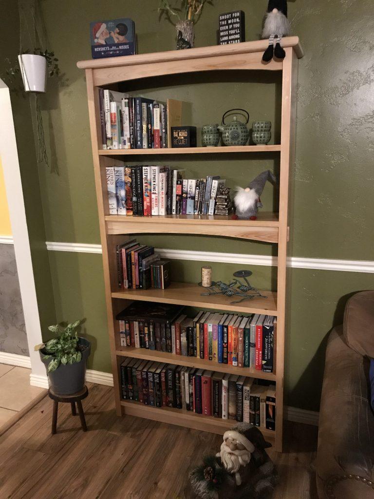 Bookshelf by c fenton