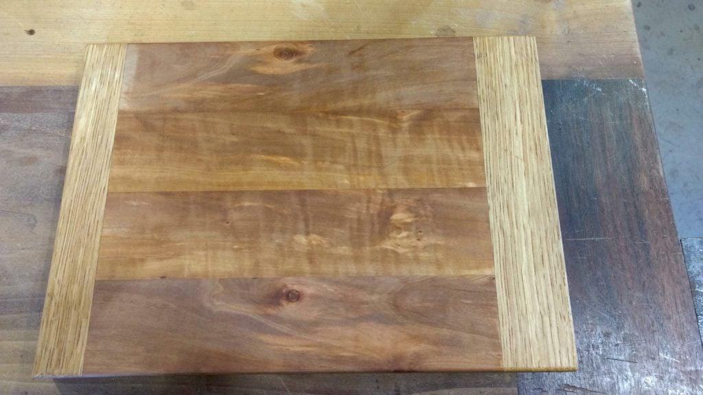 Breadboard-end Cutting Board by James Light