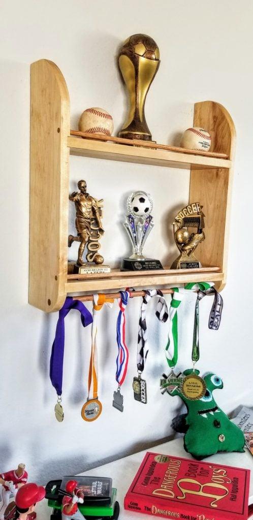 Trophy Shelf by JONATHAN HARRIS