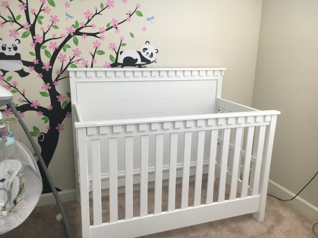 Baby's Cot by Paul Bowes