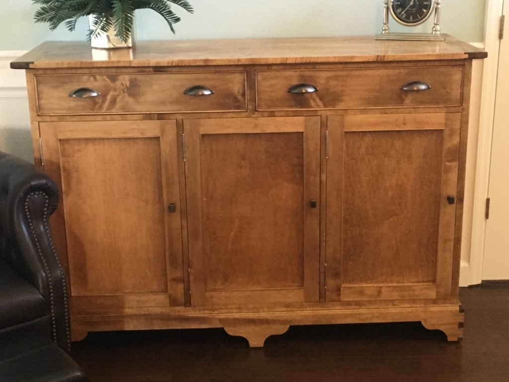 Credenza Buffet Unit by Paul Bowes