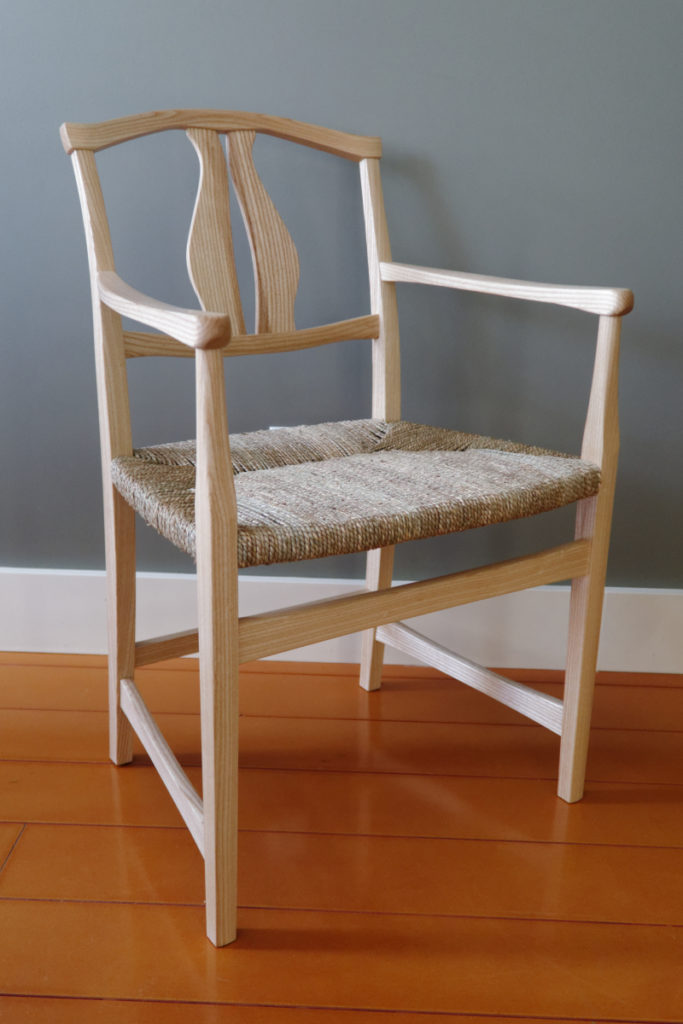 Dining Chair by James Reid