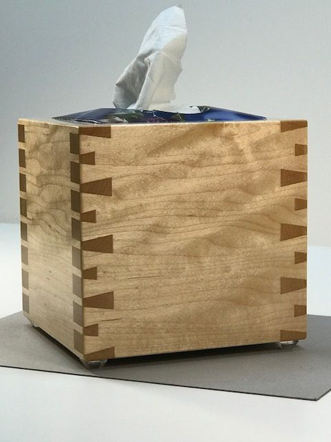 Dovetail Box by D.