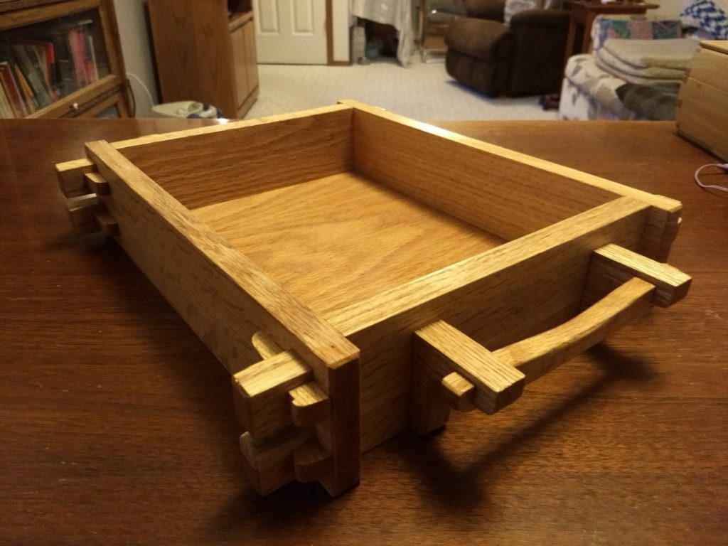 Glueless Tray by sanford