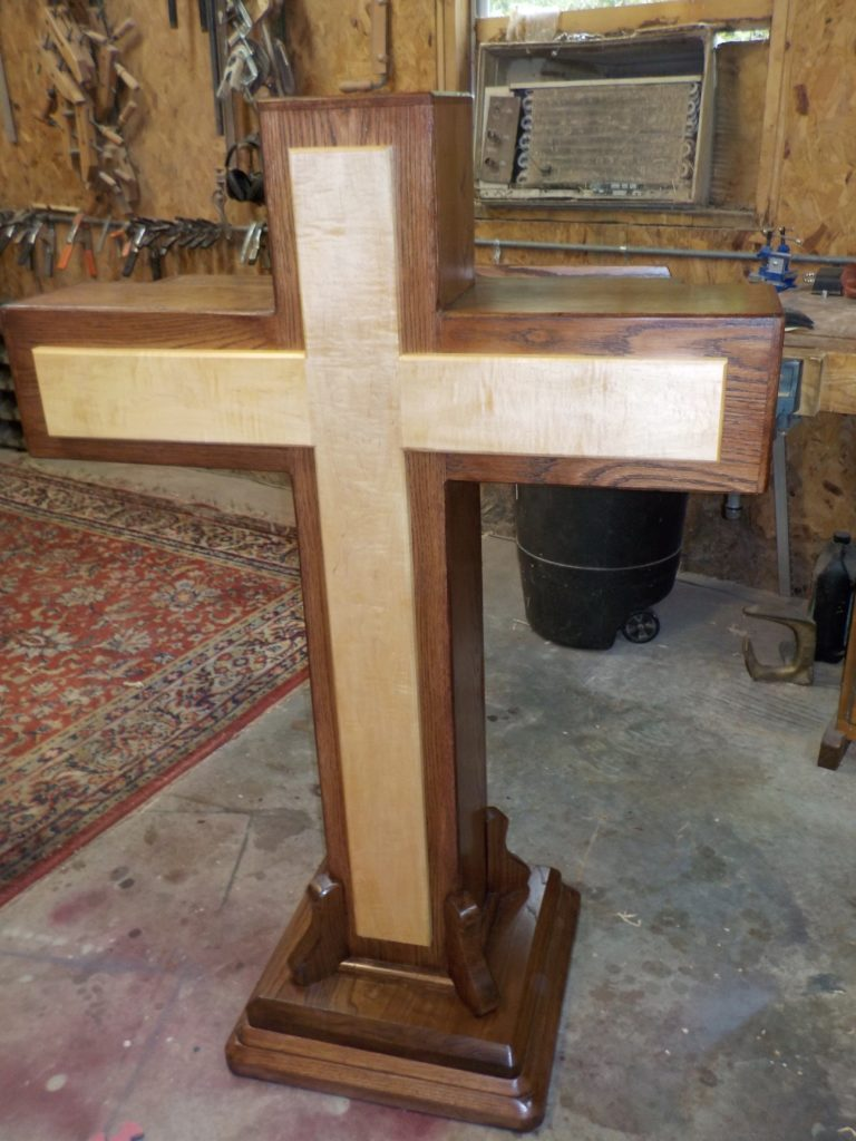 Pulpit/Lectern by George Scales