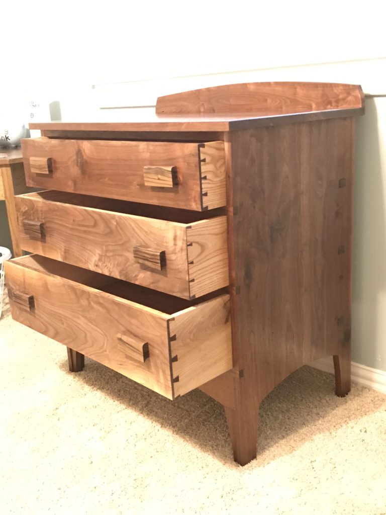 Chest of Drawers by Matt Mills