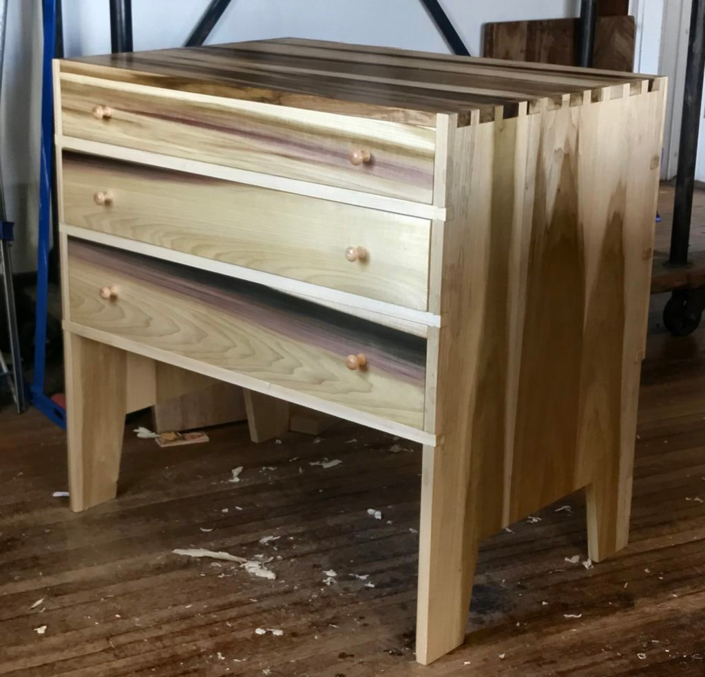 Chest of Drawers by joemonahan