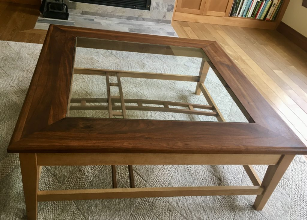 Coffee Table by Robert Theoret