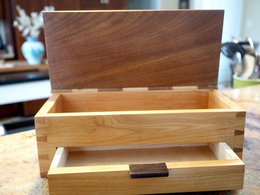 Keepsake Box by kevin winsor