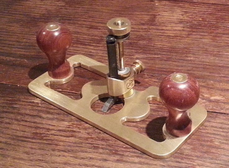 Router Plane by Paul Stephen