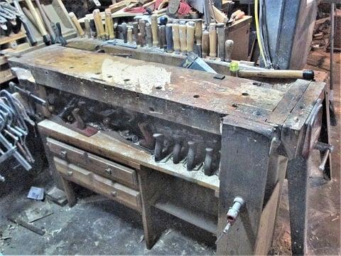 Workbench by steven newman