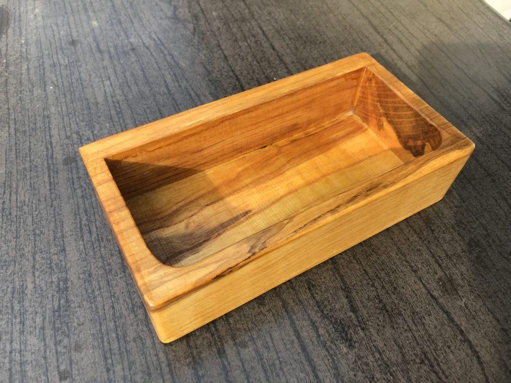 Bandsaw Box by Josef Zahn