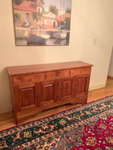 Cherry Sideboard by schumie