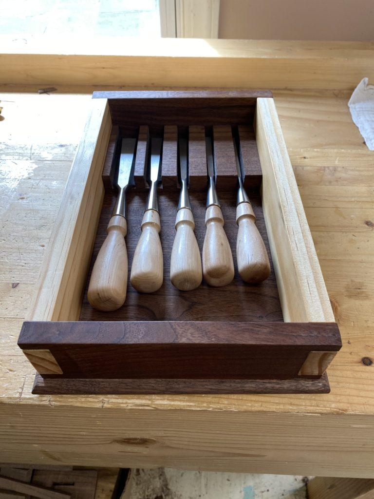 Dovetail Box by Chris Merchant