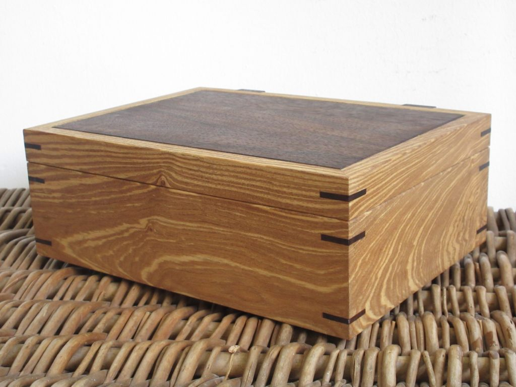 Keepsake Box by Philip Taylor