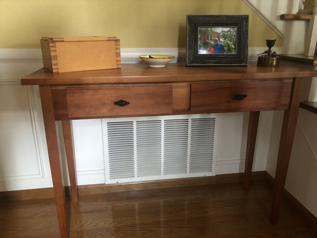 Sofa Table by Charlie