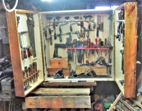 Tool Cabinet by steven newman
