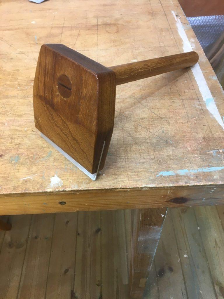 Veneering Hammer by rayc21