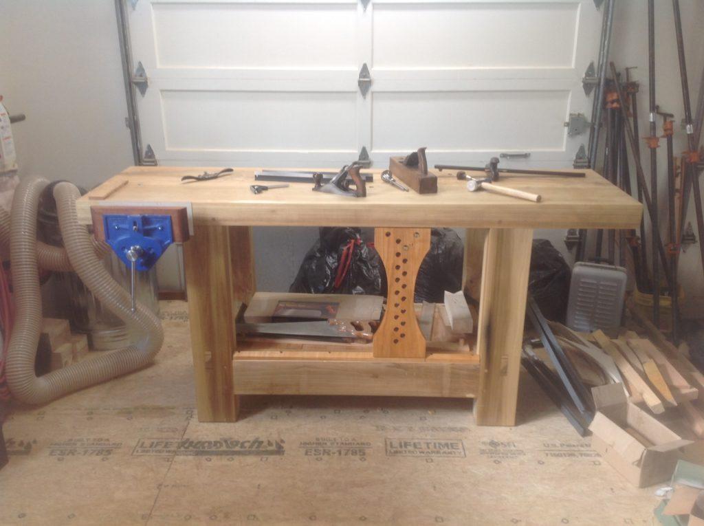 Workbench by Brian Barney