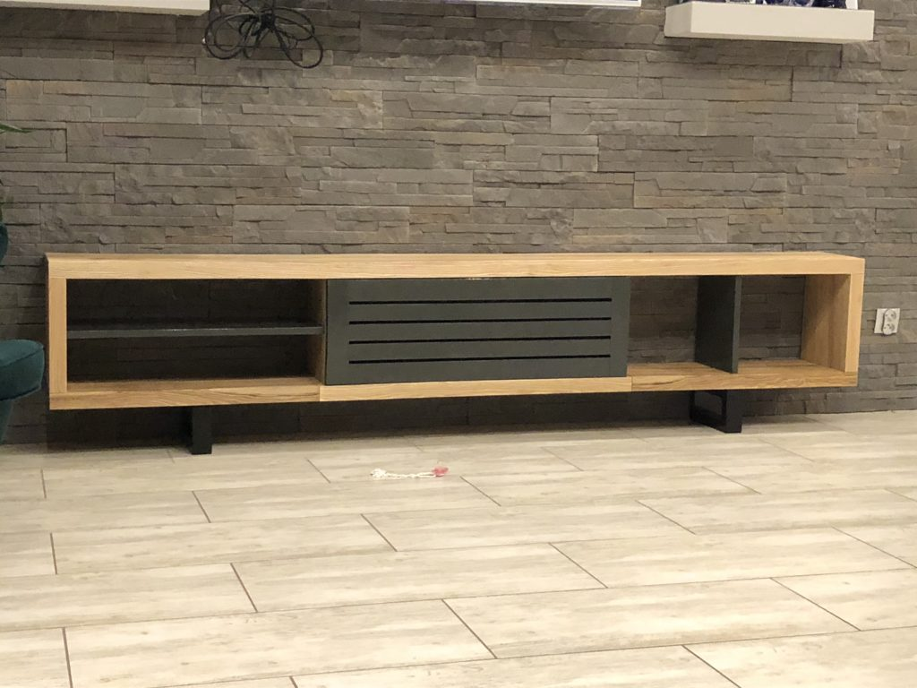 Ash TV Stand by Artur from Poland