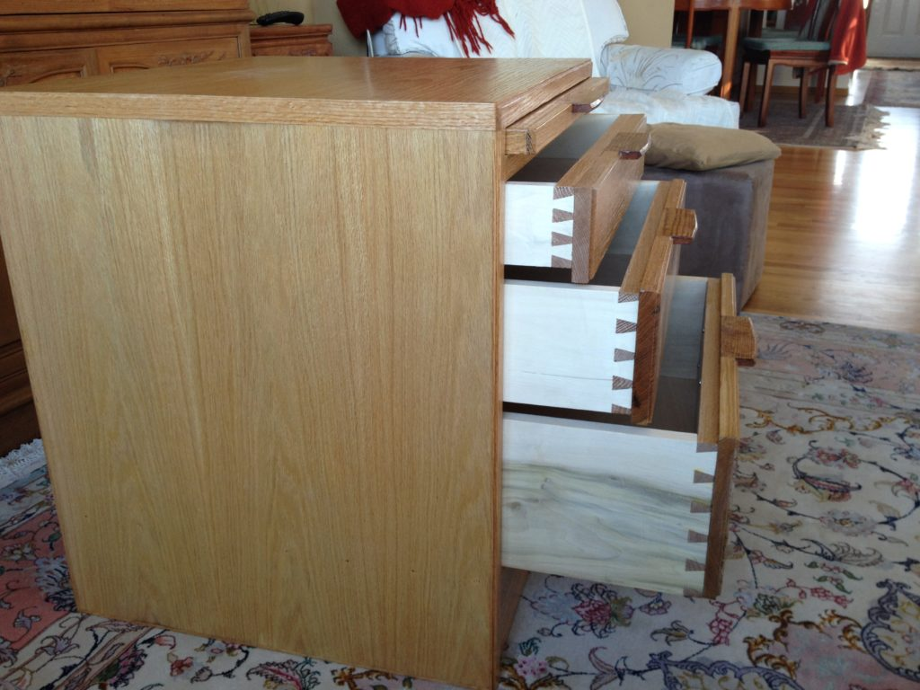 Bedside Cabinet by Lawrence Kapler