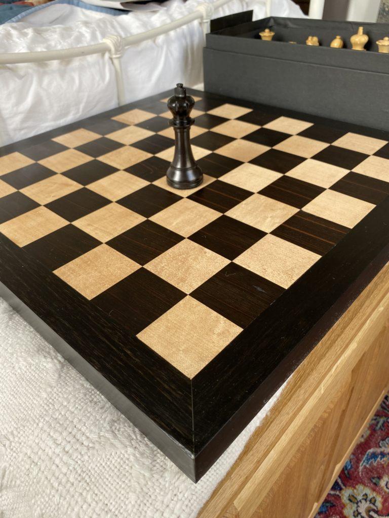 Chessboard by Sam Kellet