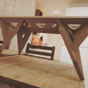Coffee Table by Kered Winder