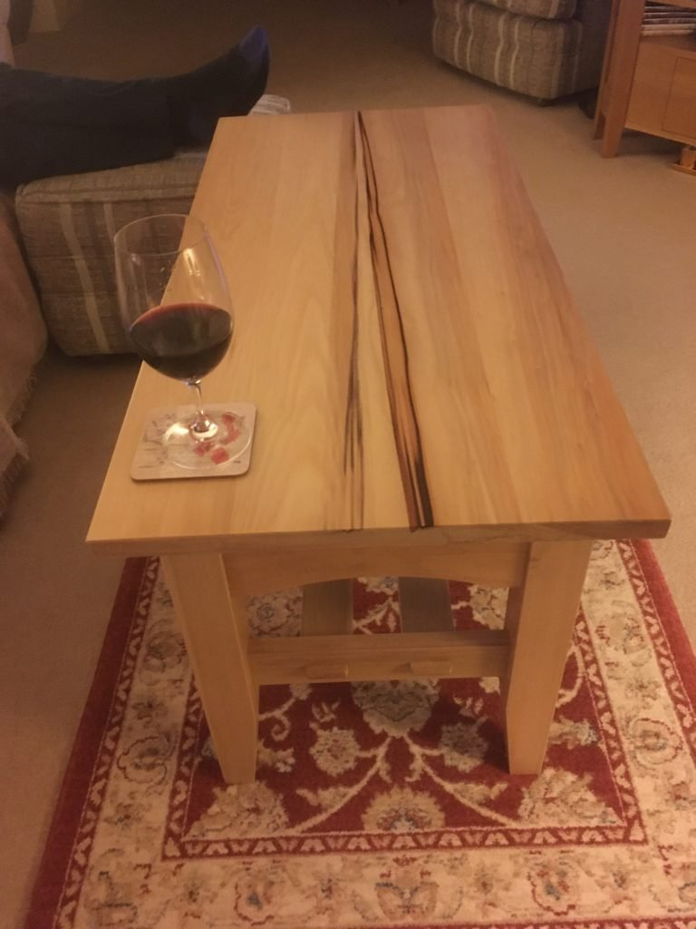 Coffee Table by Ron McGee