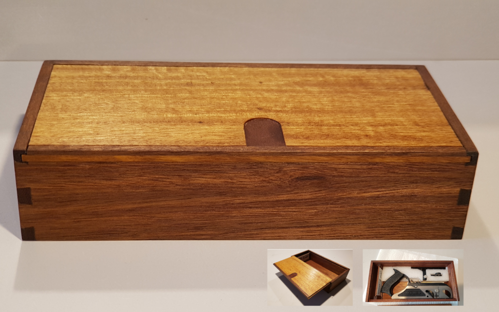 Dovetail Box by MARCIN KLOS