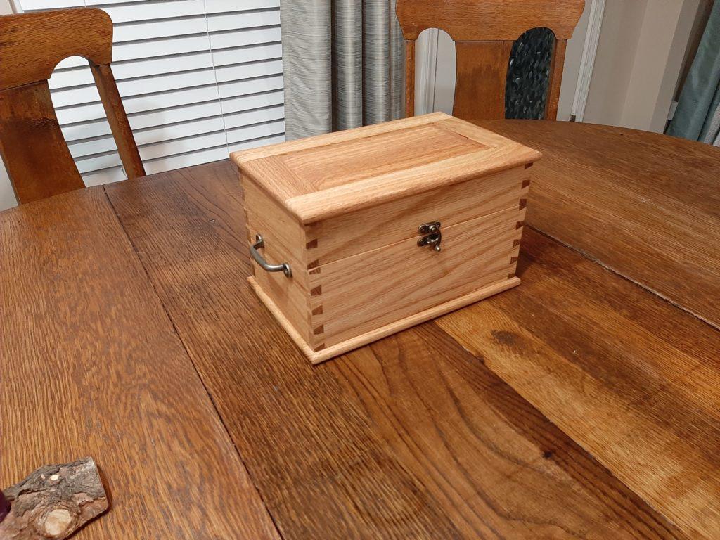 Dovetail Box by Matt Lund