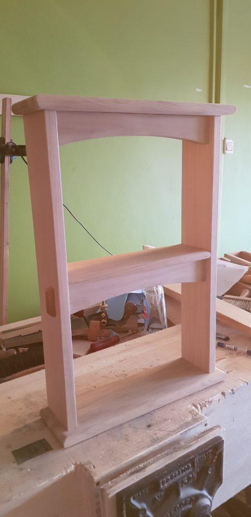 Hanging Wall Shelf by rotaryw