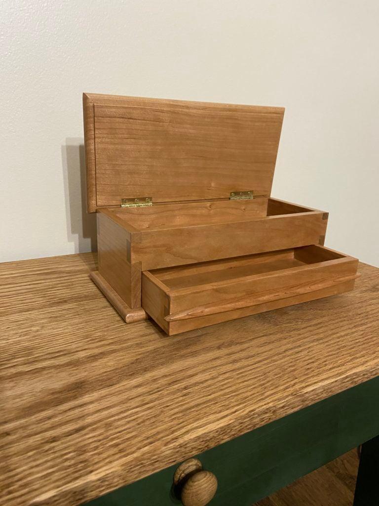 Keepsake Box by Scott Smith