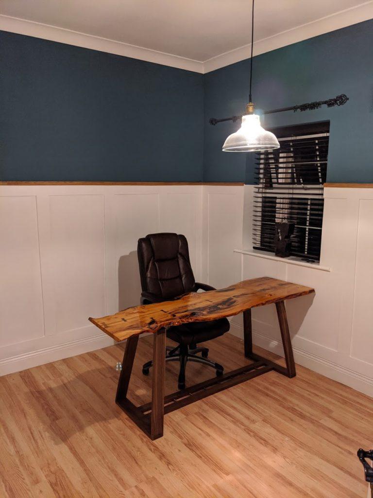 Office Desk by John Kirwan