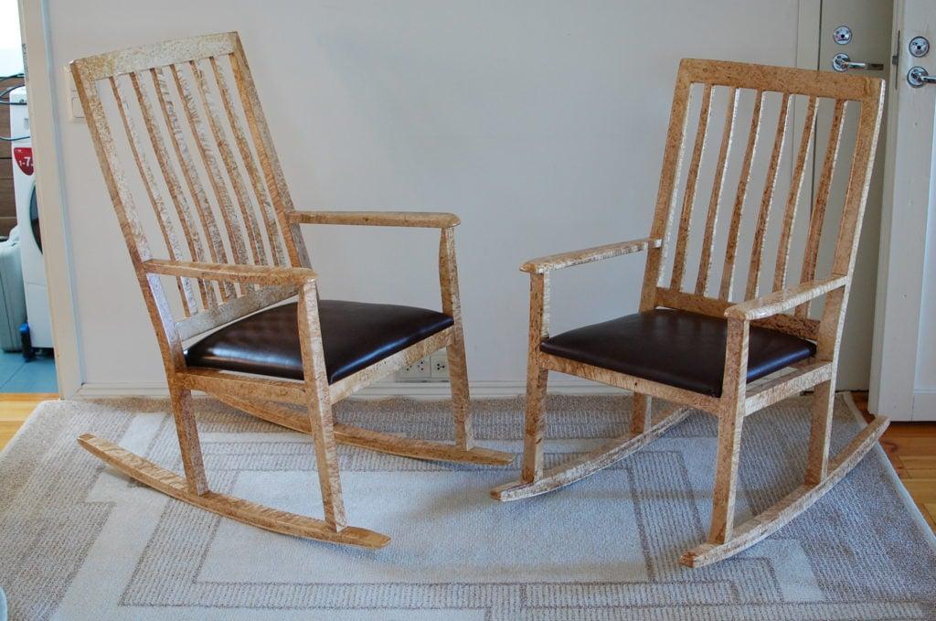 Rocking Chairs by Simo Eerola